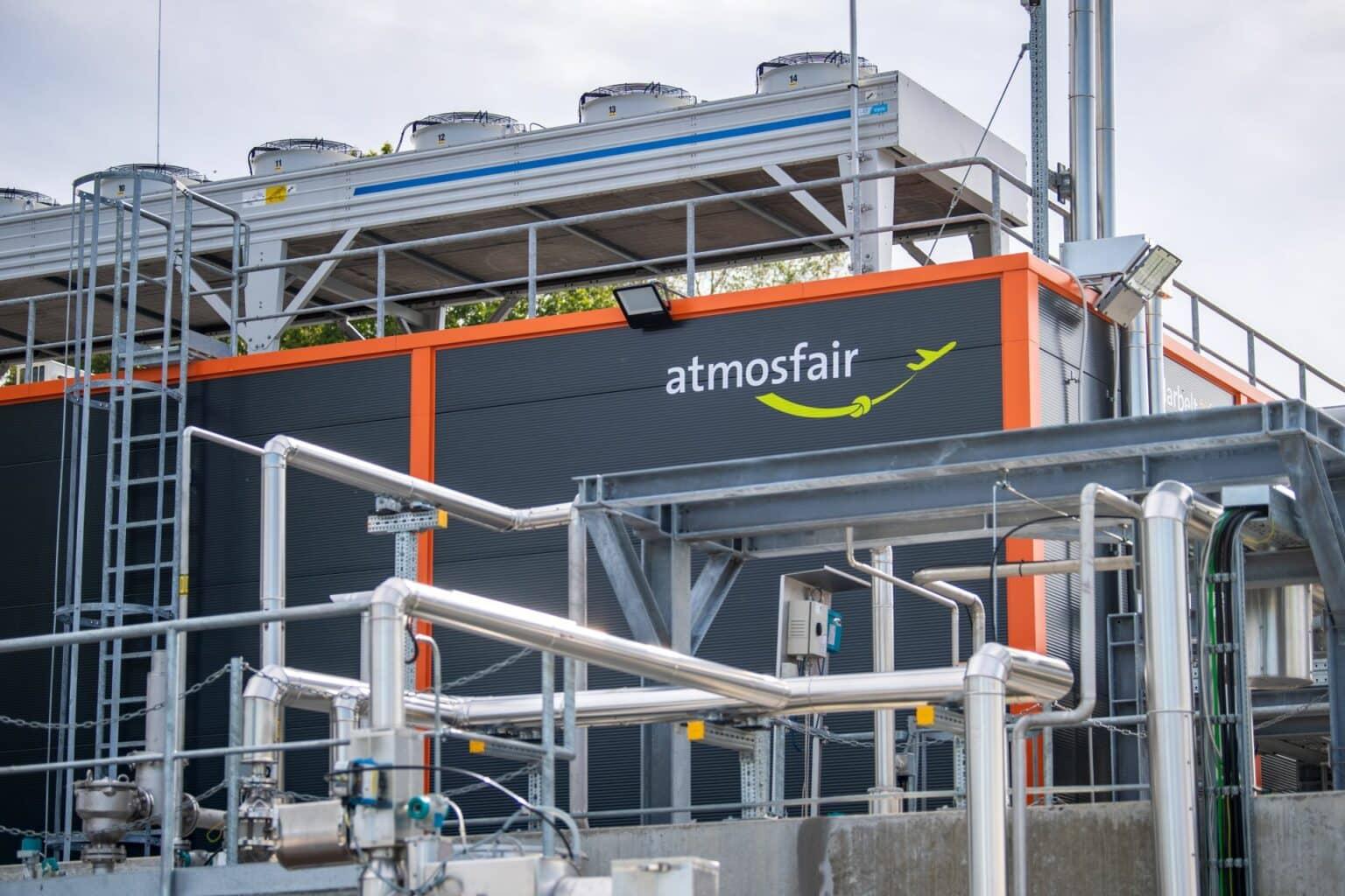 Neue Anlage im Emsland für klimaneutrales Kerosin